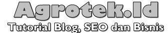 Tutorial Blog, SEO dan Bisnis