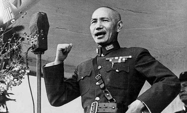 Chiang Kai-shek (RRC)