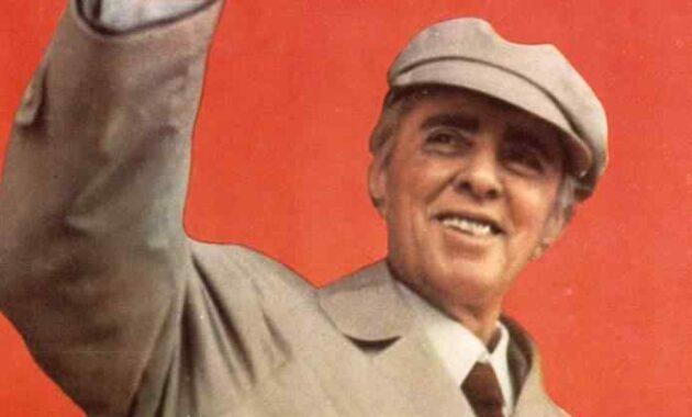Enver Hoxha (Albania)