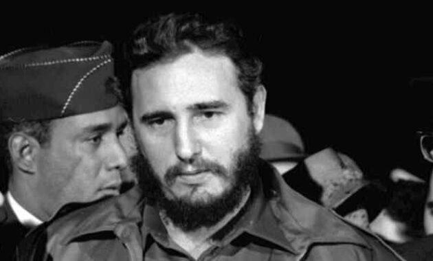 Fidel Castro (Kuba)