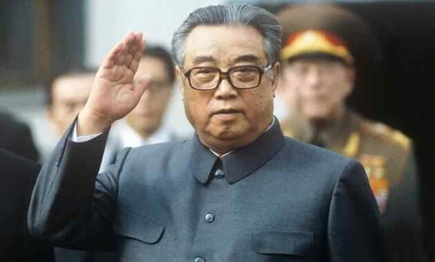 Kim Il-sung (Korea Utara)