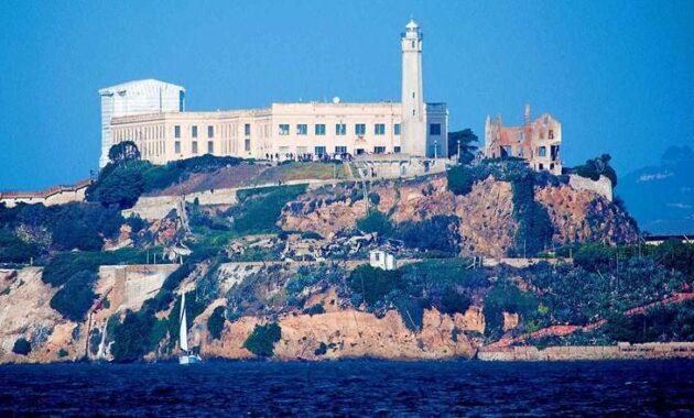 Alcatraz Federal Penitentiary - USA