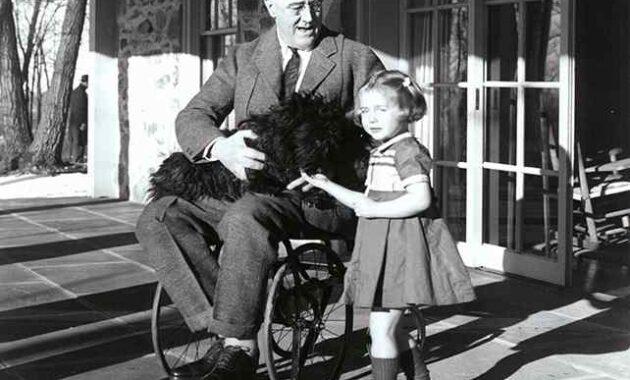 Franklin D. Roosevelt - Polio