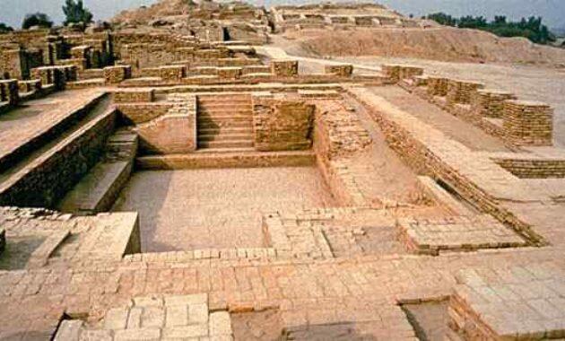 Mohenjo-daro (Gundukan Kematian), Pakistan