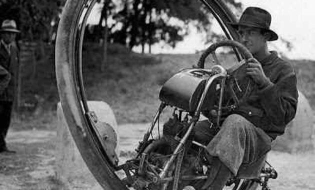 Motor Beroda Satu