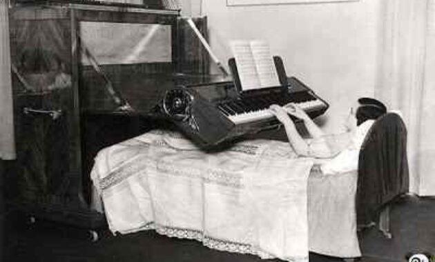 Piano Untuk Orang Lumpuh