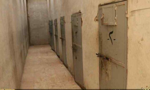 Tadmor Military Prison - Syria