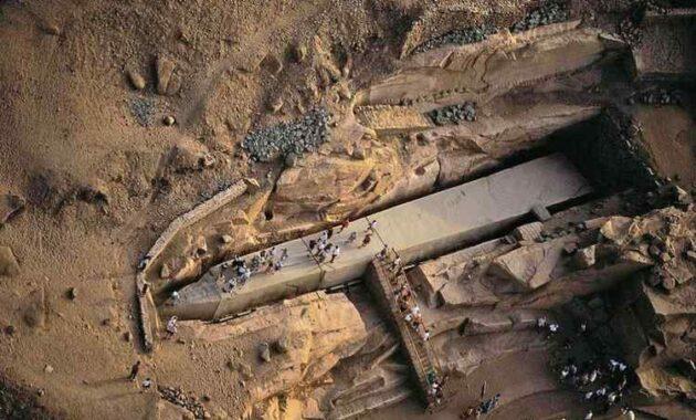 Tugu yang Tidak Selesai, Mesir