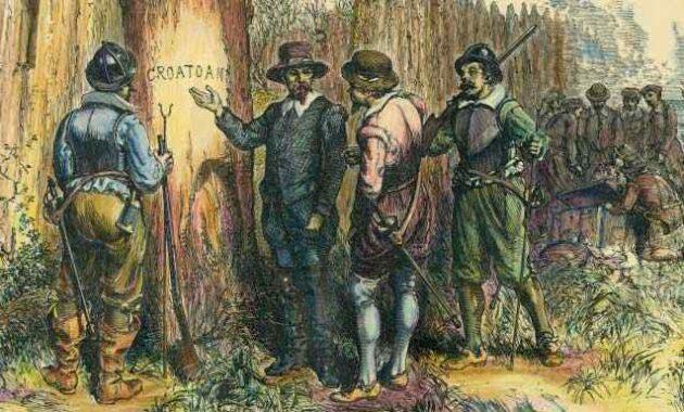 Misteri Hilangnya Penduduk Pulau Roanoke