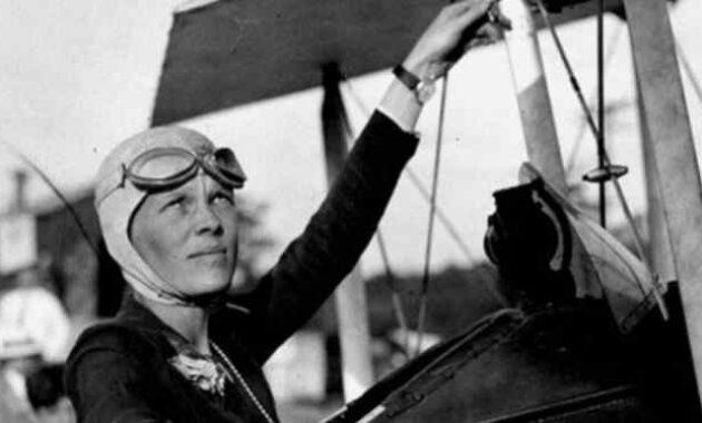 Misteri Pilot Wanita Amelia Earhart