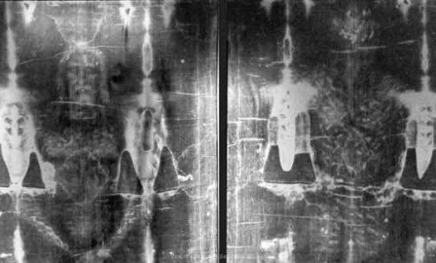 Terungkapnya Misteri Kain Kafan Turin