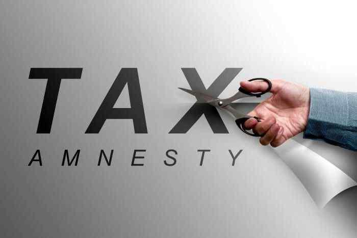 Tax Amnesty Adalah  Pengertian, Cara Kerja, dan Keuntungan