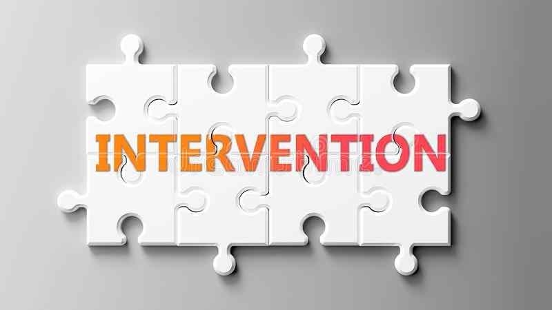 Intervensi Adalah  Pengertian, Tujuan, Jenis, dan Dampak