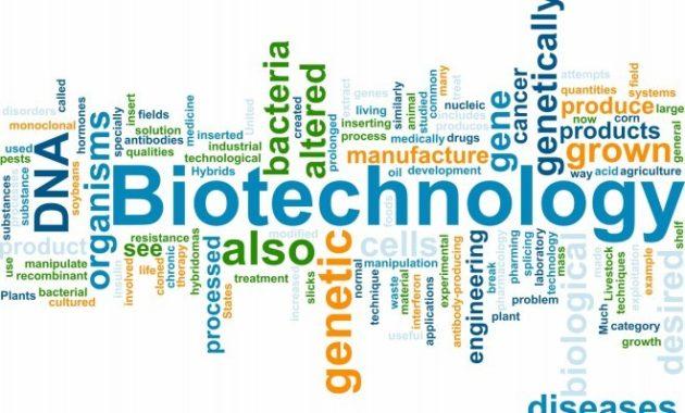 Seberapa Penting Bioteknologi Pertanian