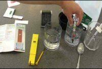 Cara Merawat dan Kalibrasi PH Meter Digital